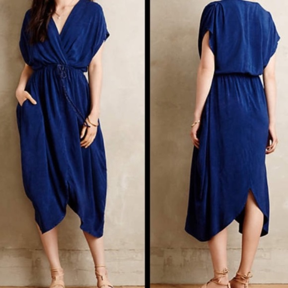 920a35d93639e The Odells drawstring tulip dress Anthropologie. M_5894182336d594a2a90260b6