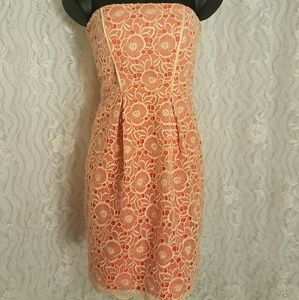Jessica Simpson Strapless Dress Size 2