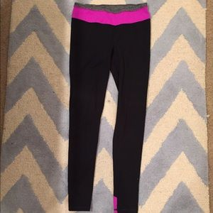 Super Cute. Barely work. VSX running tights.