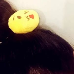 Accessories - Emoji Hair Ties