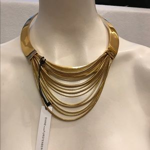 Diane von Furstenberg Jewelry - 17K Diane Von Furstenberg