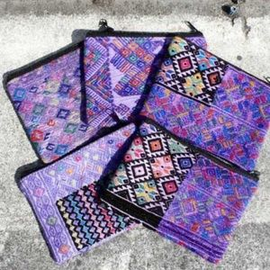 Ketzali Recycled Pouches