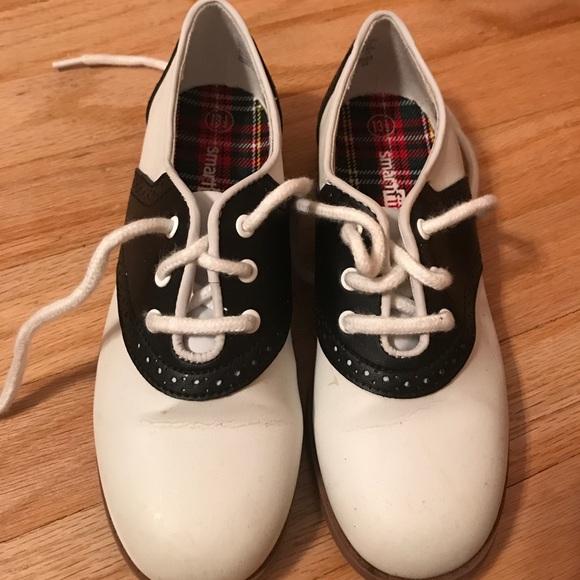 Girls Saddle Shoes | Poshmark