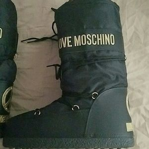 Love Moschino Shoes - Moon Boots