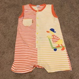 Le Top Other - Baby boys one piece romper
