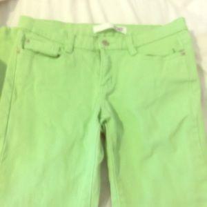 EUC! Spring skinny jeans