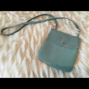 Longchamp Handbags - Longchamp blue Crossbody bag