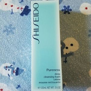Shiseido Pureness Deep Clean