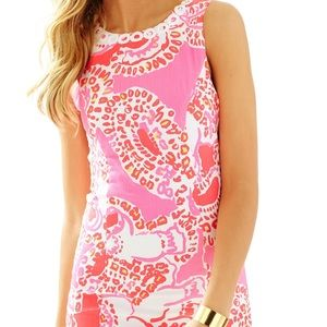 Lilly Pulitzer Dresses & Skirts - NWT Mila shift trunk in love