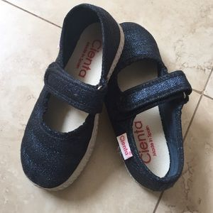 Cienta Other - Navy sparkle cientas!