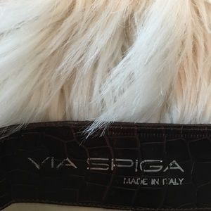 Via Spiga Shoes - Via spiga leather boots size 7
