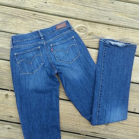 b87a26cd7ba Levi's Jeans   Levis San Francisco Skinny Boot Bold Curve   Poshmark