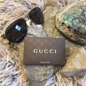 Gucci Accessories - SALE 1 Day SALE Gucci Women's Aviator Sunglasses