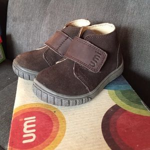 Umi Other - Brand New brown Umi boots size 5