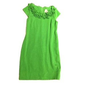 Green Dress by Taylor