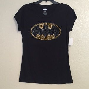 Bling Batman tee XL fitted