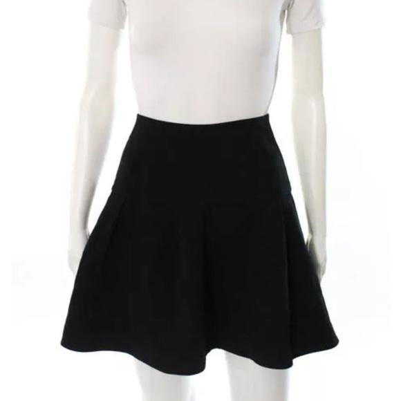73% off Anthropologie Dresses & Skirts - LEIFSDOTTIR black pleated ...