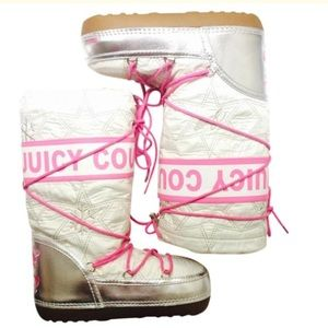 Bird by Juicy Couture Shoes - NWT SZ 7 Juicy Couture Snow Boots