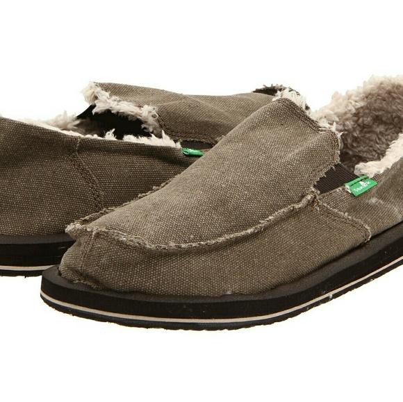 Sanuk Shoes   Sanuk Vagabond Chill Mens