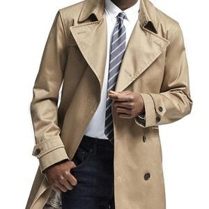 Men's Jacket classic trench
