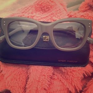Linda Farrow Accessories - Linda Darrow luxe eyeglasses