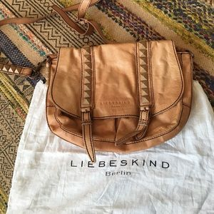 Liebeskind Handbags - Liebeskind studded leather bag