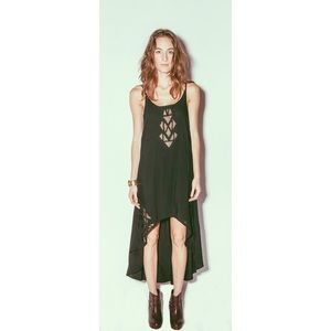 Cleobella Dresses & Skirts - Cleobella Black Boho Dress