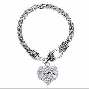 Jewelry - New bride heart bracelet