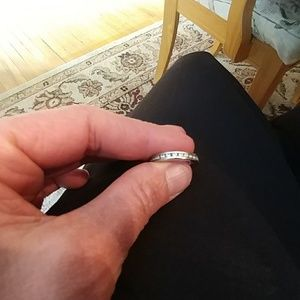 With this ring. Ring.
