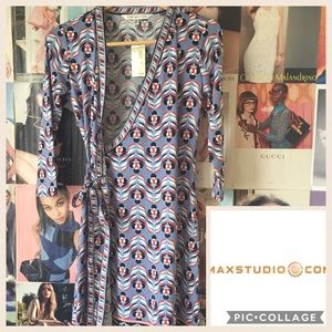 Max Studio Dresses & Skirts - 💙CLOSET CLEAR OUT💙👗Max Studio | wrap dress👗💙