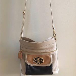 Emma Fox Handbags - Emma Fox satchel brand new leather NWOT