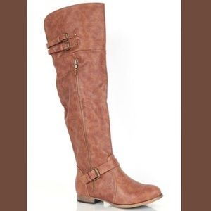 Deb Shoes - 👢NWOB Deb Over The Knee Boots👢