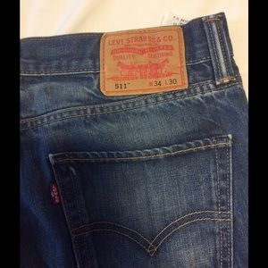 Levi's Other - Levi's jeans 34/30 511. Skinny fit.