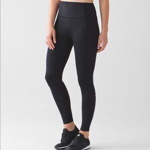 lululemon athletica Pants - 🌸 BRAND NEW lululemon black tights yoga pants, 4