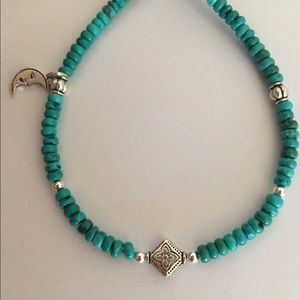 Jewelry - 🆕Turquoise Anklet🍃