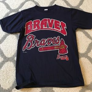 Other - Vintage 90s ATL Braves tee M
