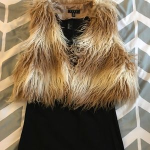 Other - Fur Vest (hits mid waist)