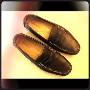 G.H. Bass & Co Other - 👣 Leather slip-on loafers mens shoes