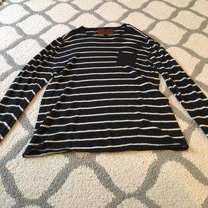 Zanerobe Other - Zanerobe stripe Derek sweater XL