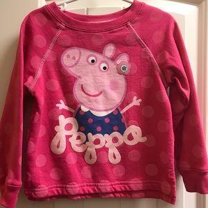 Peppa Pig Other - Peppa Pig sweatshirt