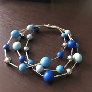 Swatch Jewelry - Swatch bijoux blue bracelet
