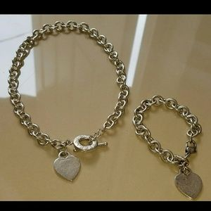 b3b7da947 Tiffany & Co. Jewelry | 2 Day Sale Tiffany Co Necklace Bracelet ...