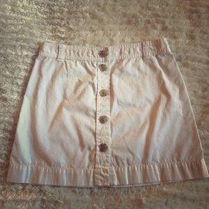 J. Crew Dresses & Skirts - J. Crew Button-Up Skirt