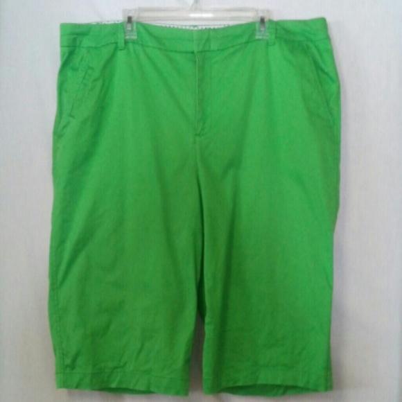 da975cac508 jcpenney Pants - Jcp women s plus size 20W Bermuda short