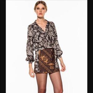 Novella Royale Dresses & Skirts - Novella Royale Jackson mini skirt, small