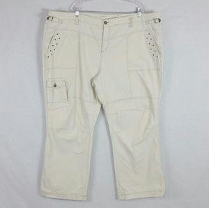 Venezia Pants - Venezia Cargo Pants Size 28