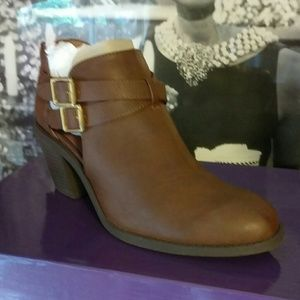 Madden Girl Genus Ankle Boots