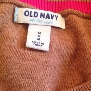 Old Navy Sweaters - Old Navy Graphic Fox Glasses Sweater Medium