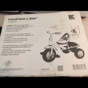 kettler Other - Kettler Kiddi‑o Falcon Folding Trike