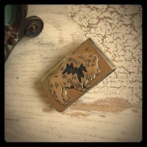 Native American Other - Navajo money clip